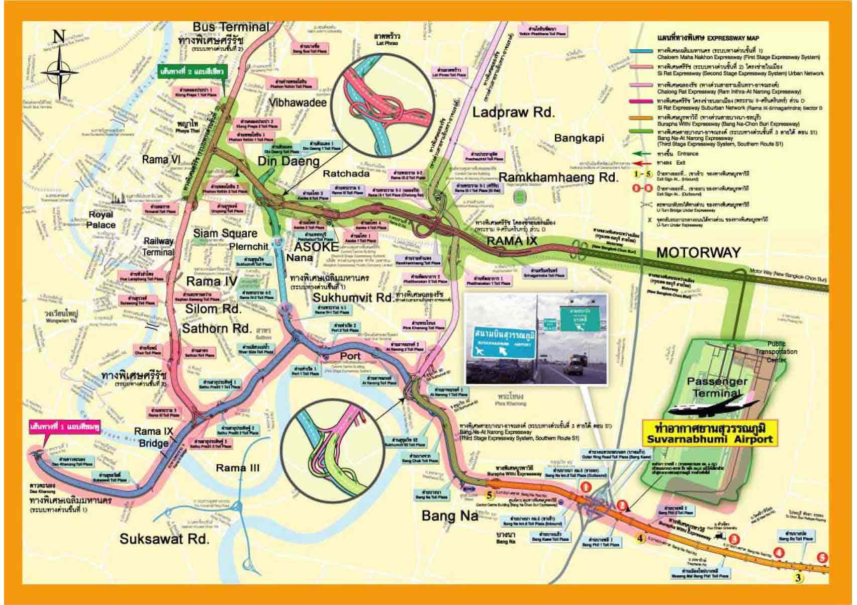 explore bangkok travel guide